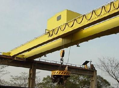 QC型电磁双梁桥式起重机