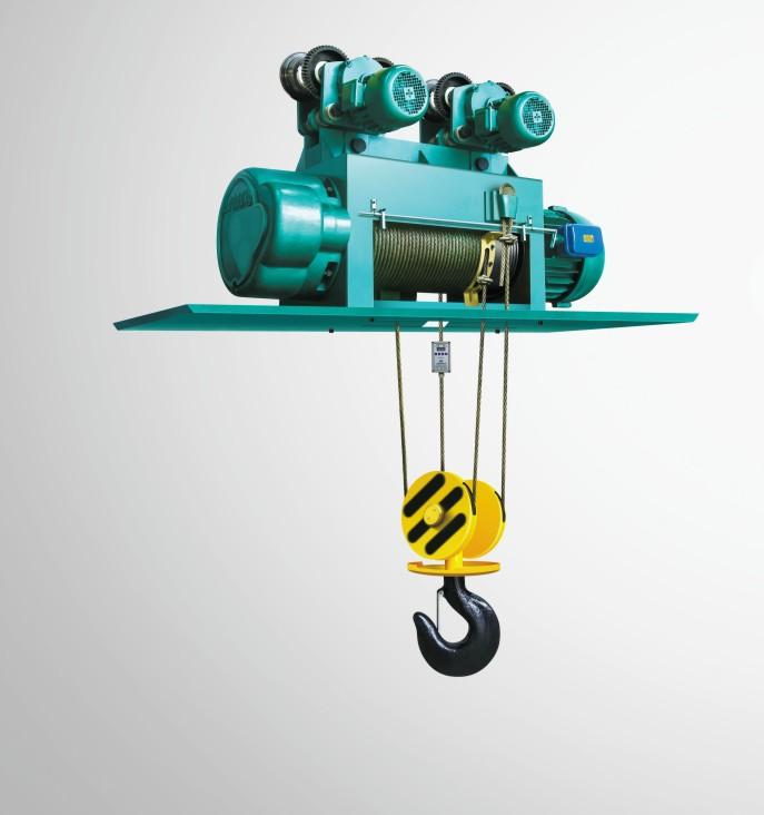 CDY-MDY型冶金用钢丝绳电动葫芦